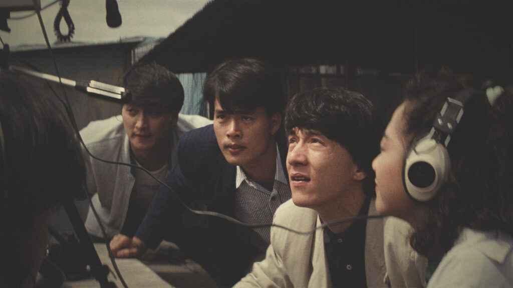 Jackie Chan as Chan Ka Kui in the film Police Story 2 (1988)