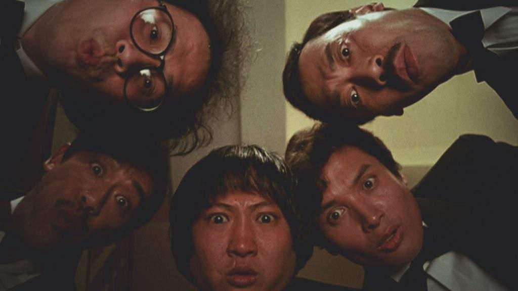 Sammo Hung in Winners and Sinners (1983)